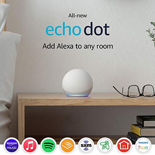 Echo Dot (newest generation -...