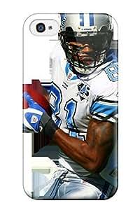 2155604K13143168 New Fashion Premium Tpu Case Cover For Iphone 4/4s - Calvin Johnson