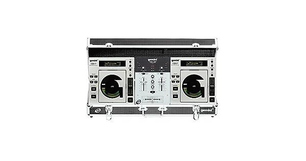 Amazon.com: Gemini Disco O Mix paquete de 4.0 Profesional ...