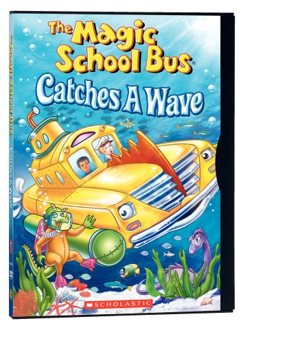 UPC 085365818422, The Magic School Bus: Catches a Wave
