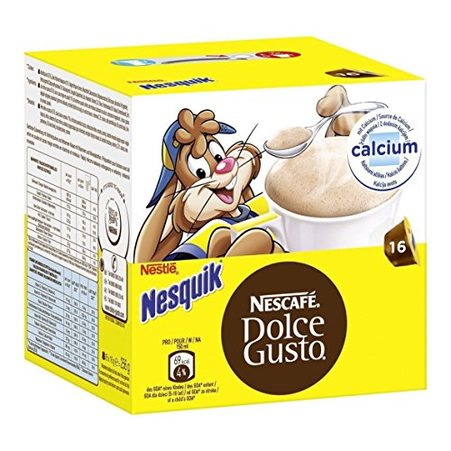 Nescaf dolce gusto nesquik 16 capsules grocery in the uae see prices rev - Range capsule dolce gusto ...