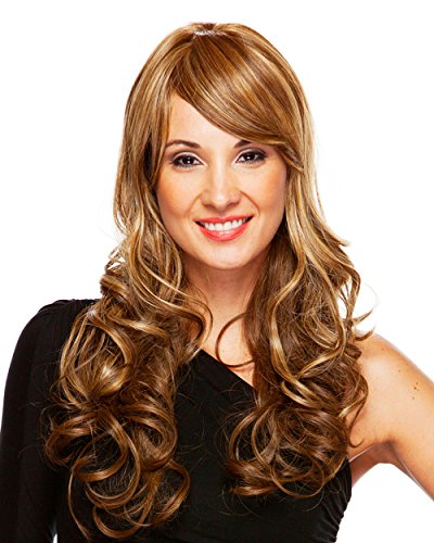 Wig Synthetic Hair Sepia (Vegas Synthetic Wig By Sepia 4)