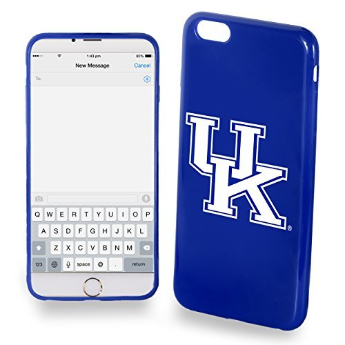 Kentucky Wildcats iPhone 6/6s TPU Silicone Soft Protective Slim Case by Forever