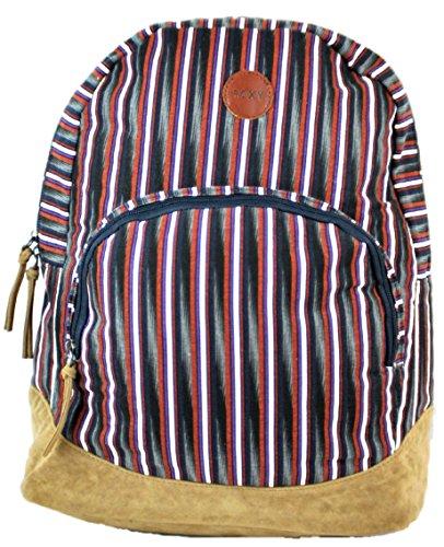 roxy-juniors-bombora-backpack-red-black-stripes-one-size