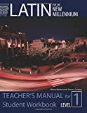 img - for Latin for the New Millennium: Level 1 - Teacher's Manual for Student Workbook (Latin Edition) book / textbook / text book