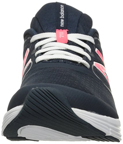 New Balance Women's 711v1 Training Shoe, Castaway/Galaxy, 8 B US