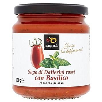 Grangusto Red Tomato & Basil Pasta Sauce 290g - Pack ...