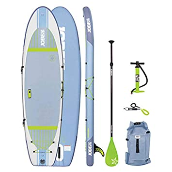 Jobe 2018 Aero Lena Yoga Inflatable Stand Up Paddle Board 106 x 33 INC