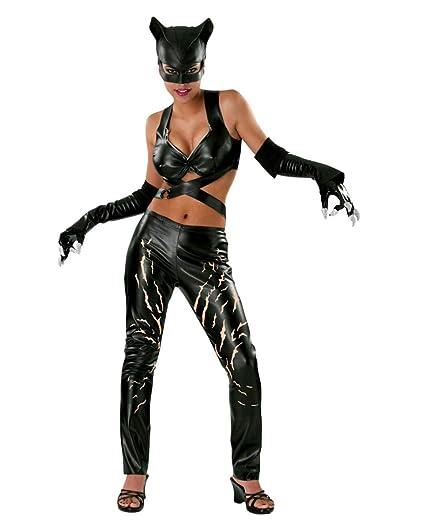 Sexy traje de Catwoman L: Amazon.es: Juguetes y juegos