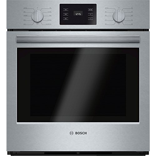 Bosch HBN5451UC Stainless Electric Single