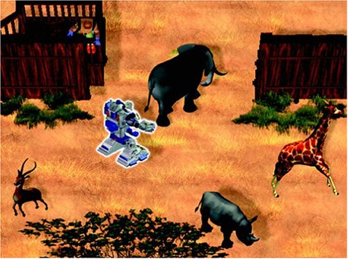 Fisher-Price Rescue Heroes: Tremor Trouble - PC/Mac by Vivendi Universal (Image #4)