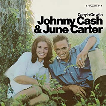 june carter cash time's a wastin'
