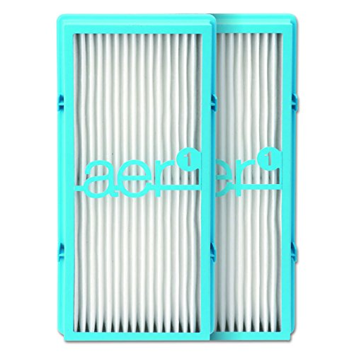 Holmes AER1 Total Air HEPA Type Filter 2 Pack, (Air Purifier Holmes Hepa)