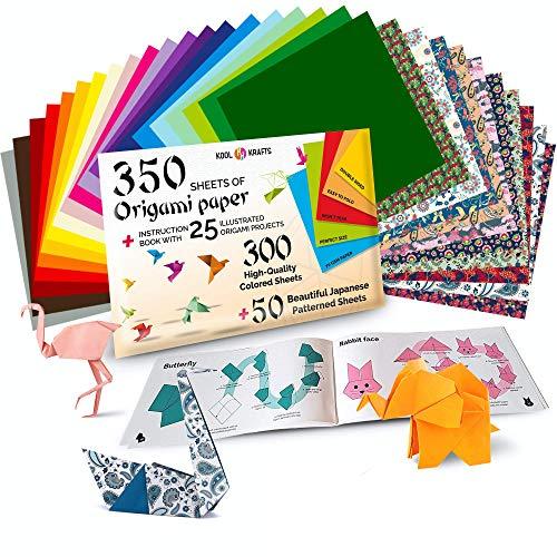 Origami Paper   350 Origami Paper Kit   Set