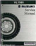 99500-39168-03E 1998-2006 Suzuki VL1500 Intruder Boulevard C90 C90T Motorcycle Service Manual