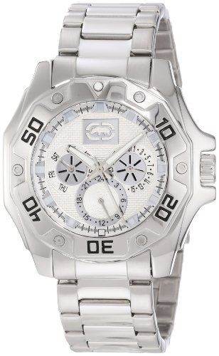 Rhino by Marc Ecko Men's E8M078MV Power Play Three Eye Multifunction Street Sport Watch