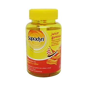 BAYER Supradyn junior gummies 30 comprimidos