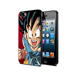 Dg9 Silicone Cover Case Iphone 5/5s Dragonball Z Goku Kids Manga