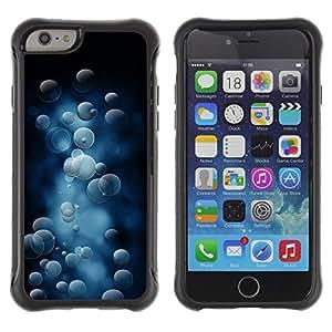 Be-Star único patrón Impacto Shock - Absorción y Anti-Arañazos Funda Carcasa Case Bumper Para Apple iPhone 6 Plus(5.5 inches)( Bubble Pattern )