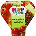 Hipp Organic Scrumptious Lasagne Tray...