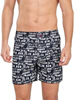 Jockey USA Originals Cotton Boxer Shorts for Men with SIDE POCKETS - Assorted Colours