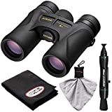 Nikon Prostaff 7S 10×30 ATB Waterproof/Fogproof Binoculars with Case + Cleaning + Accessory Kit