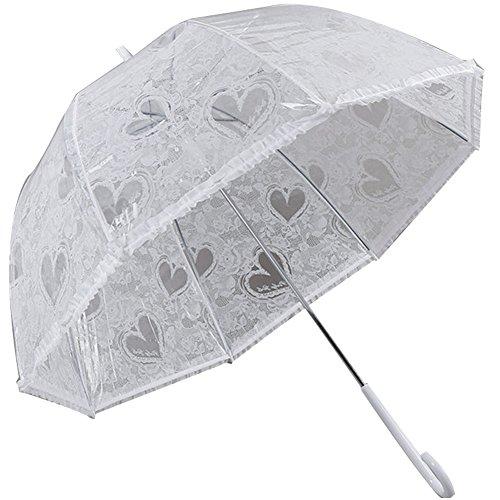 White Parasol For Pram - 4