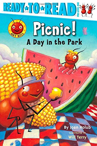 Picnic!: A Day in the Park (Ant Hill)