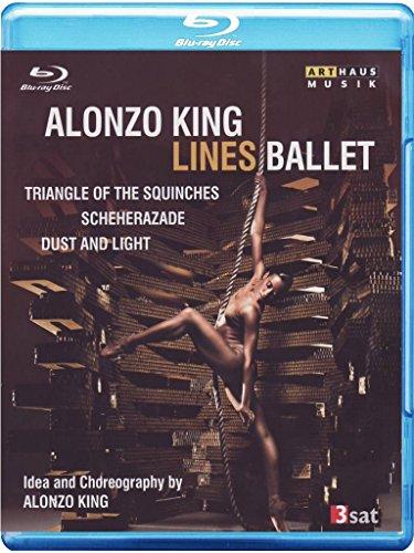Alonzo King LINES Ballet - Alonzo King Lines Ballet (Blu-ray)
