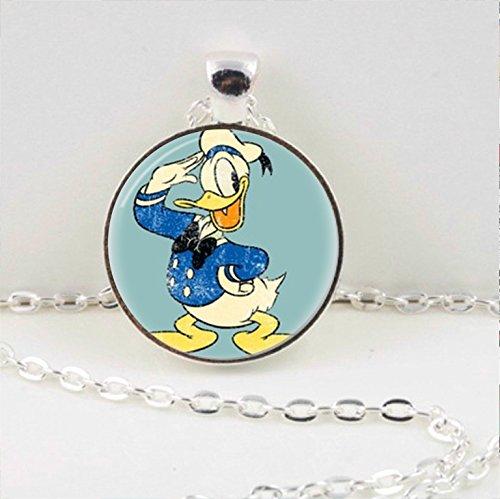 Disney Donald Pendants - Vintage Donald Duck Pendant