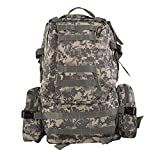 Goplus New 55L Outdoor Military Tactical Backpack Rucksack Camping Bag Hiking Backpack (ACU) Review