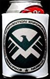 Agents of Shield Avengers Symbol Can Beer Party Wedding Favor KOO-0030