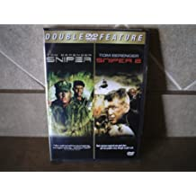 DVD Double Feature Sniper / Sniper 2