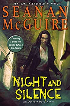 Night and Silence by Seanan McGuire science fiction and fantasy book and audiobook reviews