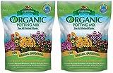 Espoma AP4 4-Quart Organic Potting Mix (2 Pack)