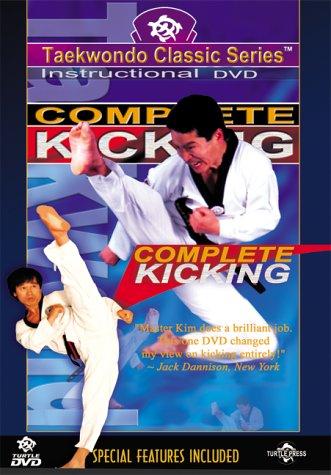 Complete Taekwondo Kicking by Turtle Press