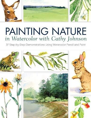 Painting Nature Watercolor Cathy Johnson product image