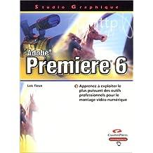 Premiere 6 studio graphique