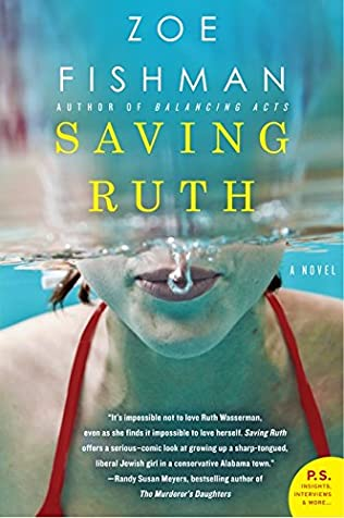 book cover of Saving Ruth