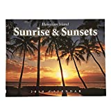 Hawaiian Island Sunrise & Sunsets 2018 Calendar