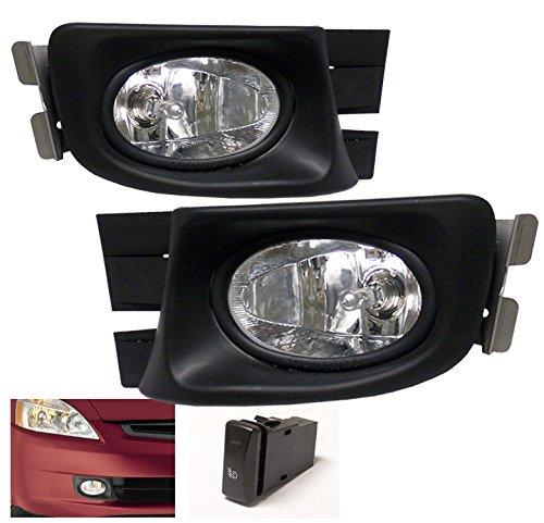 2005 accord 4dr fog light kit - 2