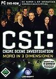 CSI: Crime Scene Investigation - Mord in 3 Dimensionen