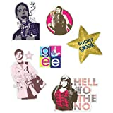 Glee Super Gleek Techno Tat / Sticker GLEEK GEAR