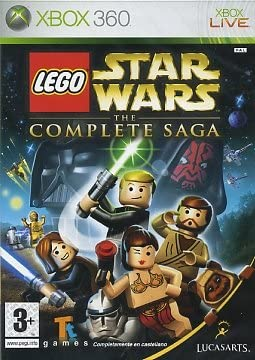 Lego Star Wars: The Complete Saga: Amazon.es: Videojuegos