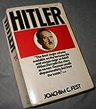 Hitler, Joachim C. Fest, 0394720237