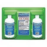GRAINGER APPROVED Eye Wash Station 2-32 oz Bottles