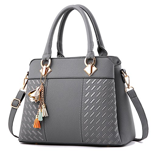 Ladies COCIFER Bags Tote 6 Crossbody Bag Womens Handbags Shoulder Gray Purses Satchel and IITrx