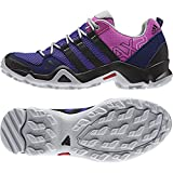 Adidas AX 2 Shoe - Womens Flash Pink / Black / Night Sky 8