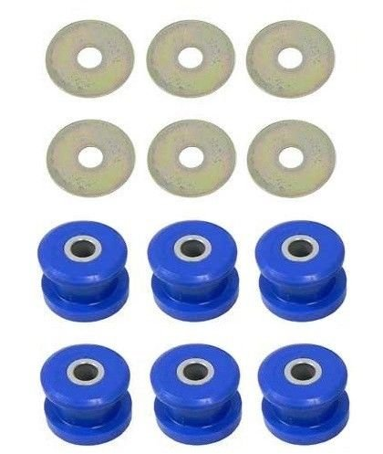 Saab Bushings - SAAB 9-5 Subframe Bushing Kit - Urethane Version Pro Parts 151094200