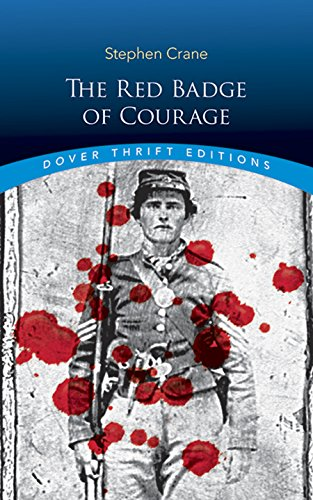 a literary analysis of the red badge of courage by stephen crain Free monkeynotes study guide summary-the red badge of courage by stephen crane-character analysis/henry fleming/the youth/wilson-free booknotes chapter summary plot synopsis book notes essay book report study guide downloadable notes.